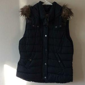 H & M Bubble Vest